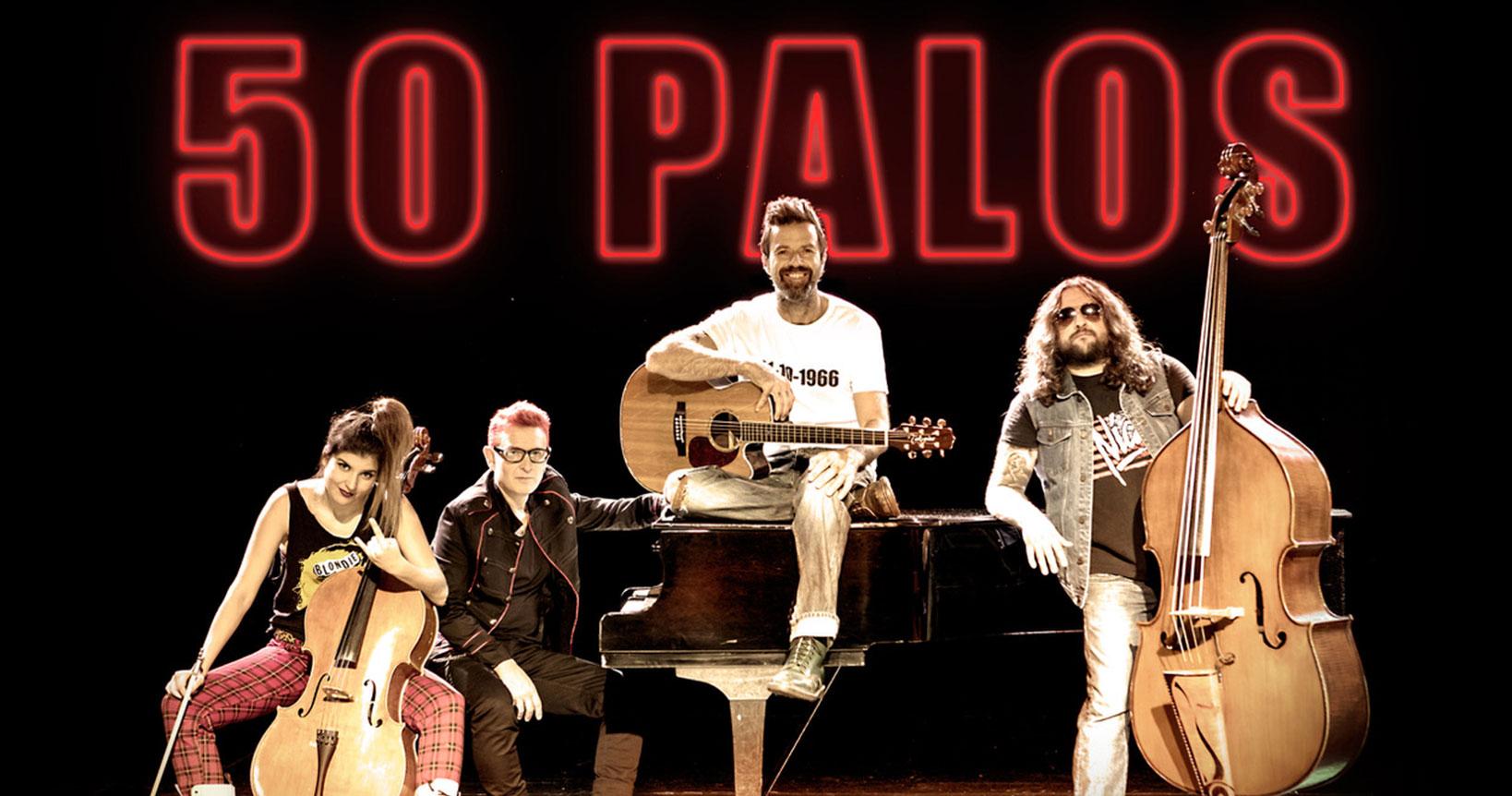 Jarabe de Palo Girona